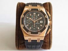 Replica Audemars Piguet AP Royal Oak Offshore Juan Pablo Montoya Rose Gold JF Best Edition A2226