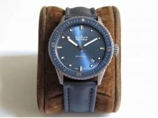 Replica Blancpain Fifty 50th Fathoms Bathyscaphe Ceramic ZF 1:1 Best Edition Blue Dial A1315