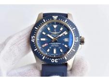 Replica Breitling Superocean 44mm Special GF 1:1 Best Edition Blue Dial A2824