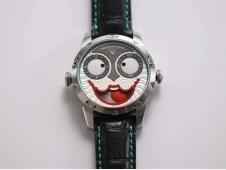 Replica Konstantin Chaykin Joker SS V9F Best Edition Joker Dial Green Inner Bezel A2824