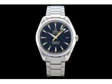 Replica OMEGA Aqua Terra 15007 Gauss Spectre VSF 1:1 Best Edition Blue Textured Dial A8507 Super Clone V2