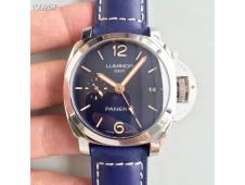 Replica Panerai PAM688 S VSF 1:1 Best Edition Blue Dial on Blue Leather Strap P.9001 Super Clone V2
