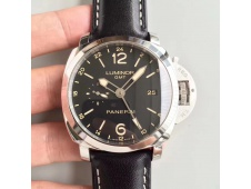 Replica Panerai PAM531 Q VSF 1:1 Best Edition on Black Leather Strap P.9003 Super Clone V2
