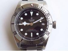 Replica Tudor Heritage Black Bay Steel 2017 ZF 1:1 Best Edition on SS Bracelet A2824