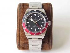 Replica Tudor Black Bay GMT Pepsi Blue/Red Bezel ZF 1:1 Best Edition on SS Bracelet A2836