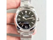 Replica Rolex EXPLORER I 214270 2016 Baselworld 39mm Noob 1:1 Best Edition on SS Bracelet A2824