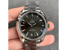 Replica OMEGA Aqua Terra 150M Master Chronometers VSF 1:1 Best Edition Green Dial on SS Bracelet A8900 Super Clone