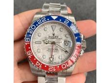 Replica Rolex GMT Master II 126719 PEPSI BLRO Meteorite 904L GMF 1:1 Best A3285 Correct Hand Stack