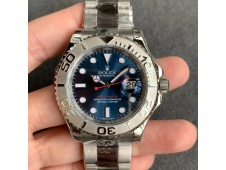Replica Rolex Yacht-Master 116622 ARF 1:1 Best 904L Steel Blue Dial on SS Bracelet SH3135
