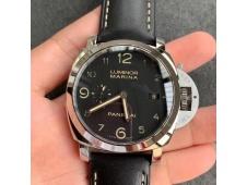 Replica Panerai PAM359 R VSF 1:1 Best on Black Leather Strap P9000 Super Clone V2