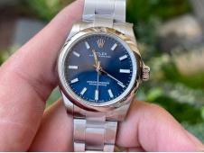 Replica Rolex Oyster Perpetual 31mm 277200 EWF 1:1 Best Blue Dial 6T15