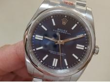 Replica Rolex Oyster Perpetual 36mm 126300 EWF 1:1 Best Blue Dial A3230