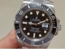 Replica Rolex Submariner 116610 LN Black Ceramic 904L Steel VSF 1:1 Best Edition VS3135