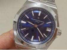 Replica Vacheron Constantin VC Overseas Ultra-Thin 2000V V8F Best Blue Dial A1120