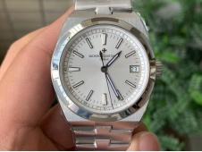 Replica Vacheron Constantin VC Overseas Ultra-Thin 2000V XF 1:1 Best Silver Dial A1120