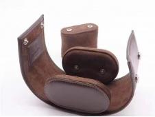 Patek Philippe Original Style Leather Travel Box NEW